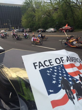2016 Face of America Ride