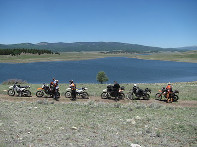 Burton Cabin-Conejos-Toltec-Osier DS Trip  June 18-20, 2016