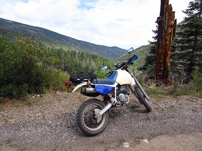 Las Huertas Can.-Sandia Crest-Diamond Tail Rd. DS Ride  8-22-16