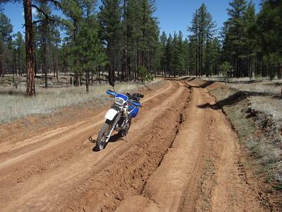 Zuni Mtns. - Diener-Sawyer-Valle Largo-Paxton Springs DS Ride  4-25-16