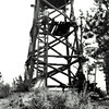 Mt. Sedgwick Lookout Tower, circa 1932