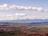 View of Alpine lakes Wilderness from Umtanum Ridge
