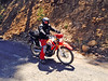 Bret on Manastash Road Honda CRF250L