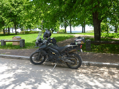 a ride to Bouctouche 06-08