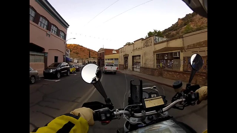 AZBDR May 2017, 3 Amigos, Day 1, Bisbee to Mammoth