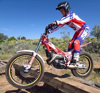 NMTA Demo Photos at Motorado Classic Bike Show  9-10-17