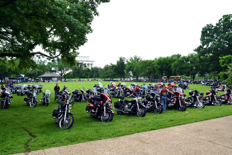 2017 Rolling Thunder Washington DC (3)
