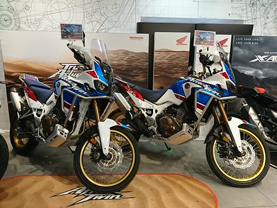 2018 CRF1000 Africa Twin Adventure Sport