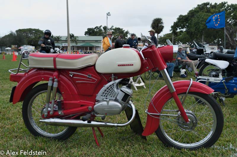 1963 Zündapp Combinette
