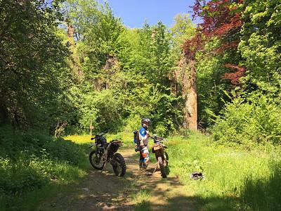 2018 France - 3Bs Biking Trip