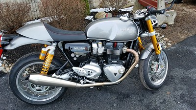2018 Martin Moto Modern Classics