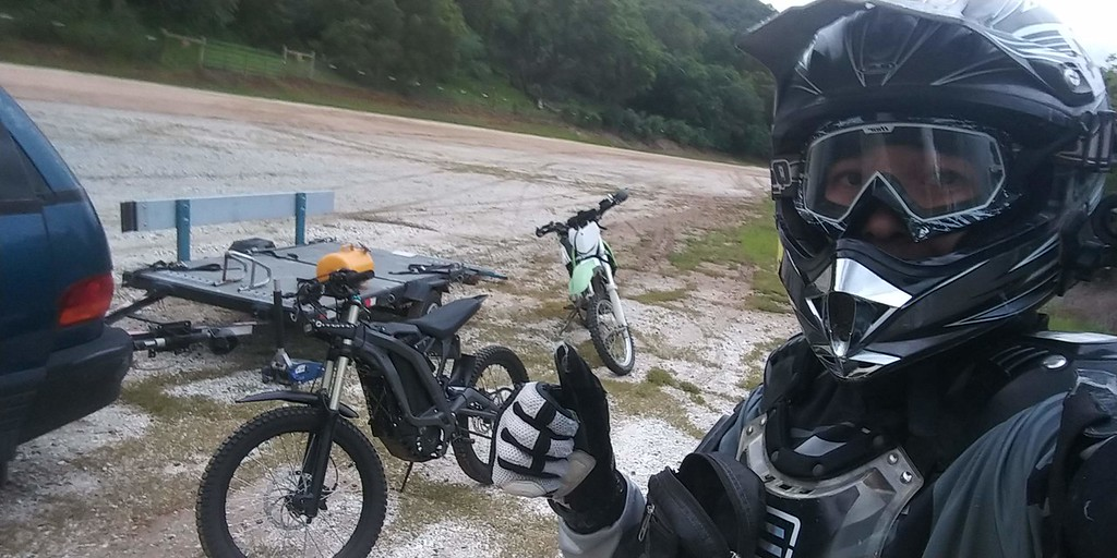 Got me an electric dirtbike! Sur Ron Light Bee! - BARF - Bay