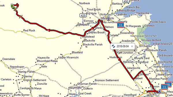 Day one, 322km total, 99km gravel mostly wet