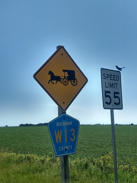 <p>Head of the Amish Highway