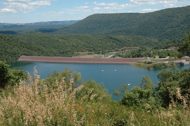 Ridenour Overlook - Lake Raystown