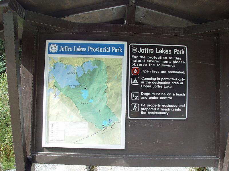 Park information.