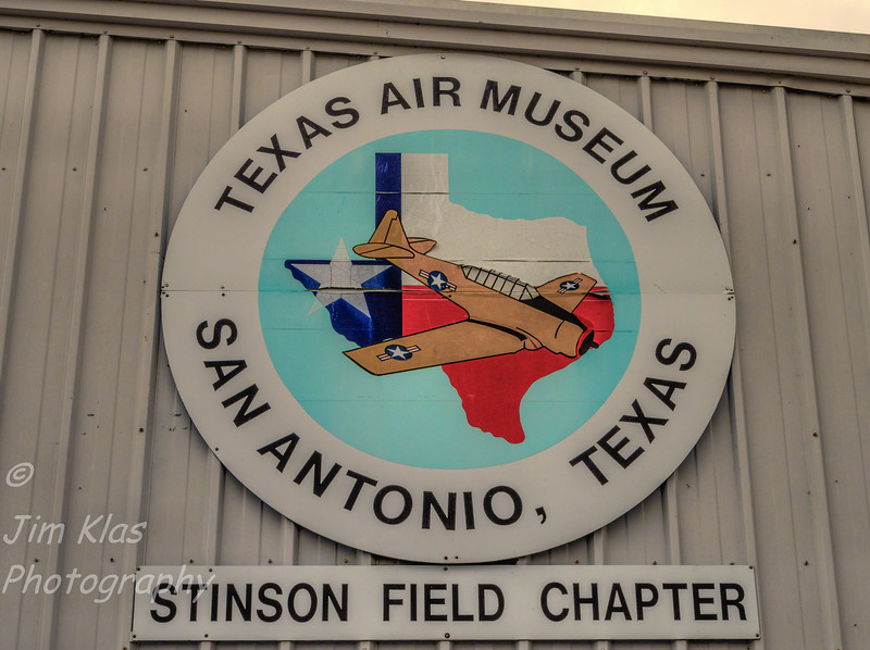 Texas Air Museum at Stinson Field - San Antonio, TX. Stinson Field is the second oldest airport in the US!