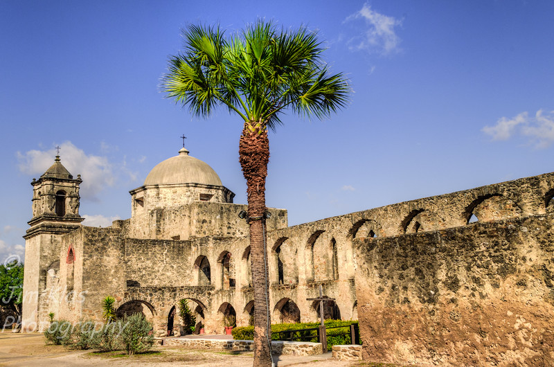 SAN ANTONIO MISSIONS WORLD HERITAGE SITE