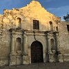 The Alamo Mission in San Antonio  is part of the San Antonio Missions World Heritage Site