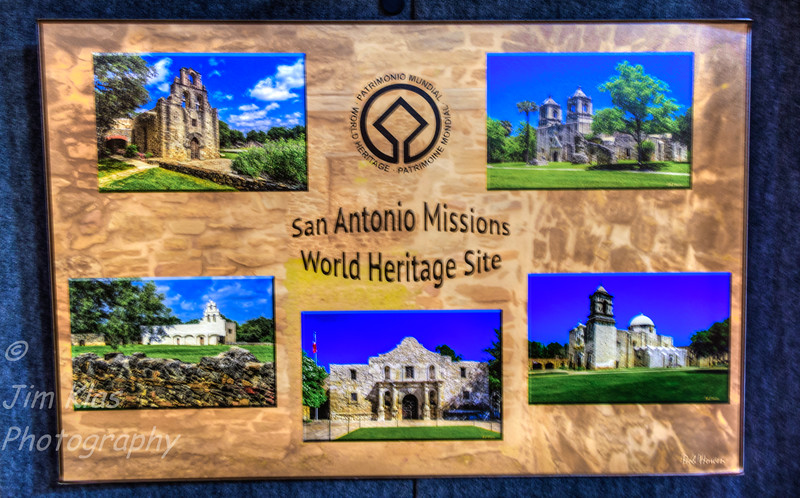 SAN ANTONIO MISSIONS WORLD HERITAGE SITE In the 18th century, Spanish priests established five Catholic missions along the San Antonio River. The systems instituted by the friars led to an ethnically diverse society that continues to influence our city. Today, the five missions (Mission San Antonio de Valero, Mission San José, Mission Concepción, Mission San Juan and Mission Espada) represent the largest concentration of Spanish colonial missions in North America and have been named a World Heritage Site by the United Nations Educational, Scientific and Cultural Organization (UNESCO).