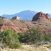 Burr Trail Switchbacks/Capital Reef