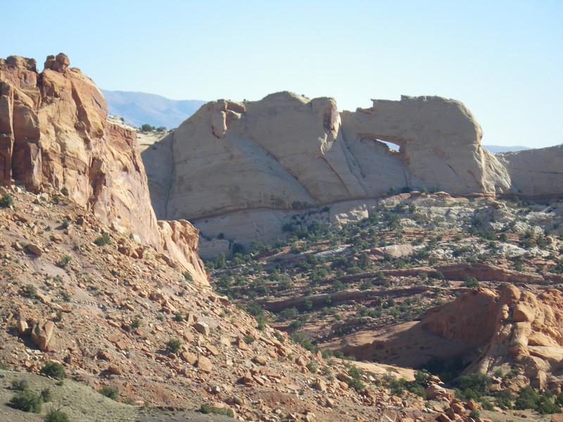 Burr Trail Switchbacks/Capital Reef