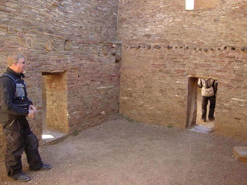 Inside Pueblo Bonito 1
