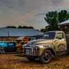 Hot Rod and Kustom showcase the beautiful buildings of Symco /Unionville