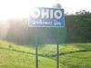 Ohio, the Buckeye State.  Route 50 in Bel Pre, heading to BYOB '08.