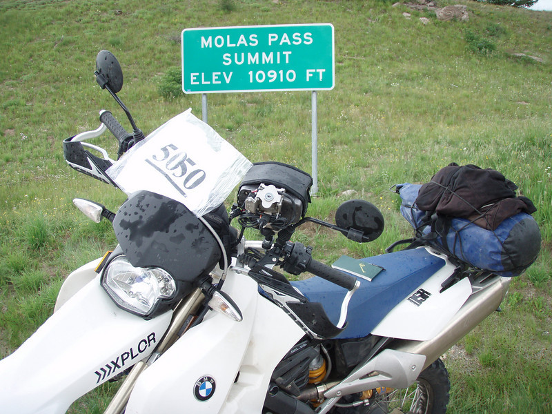 Molas Pass
