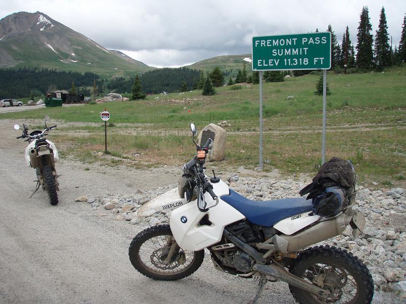 Fremont Pass
