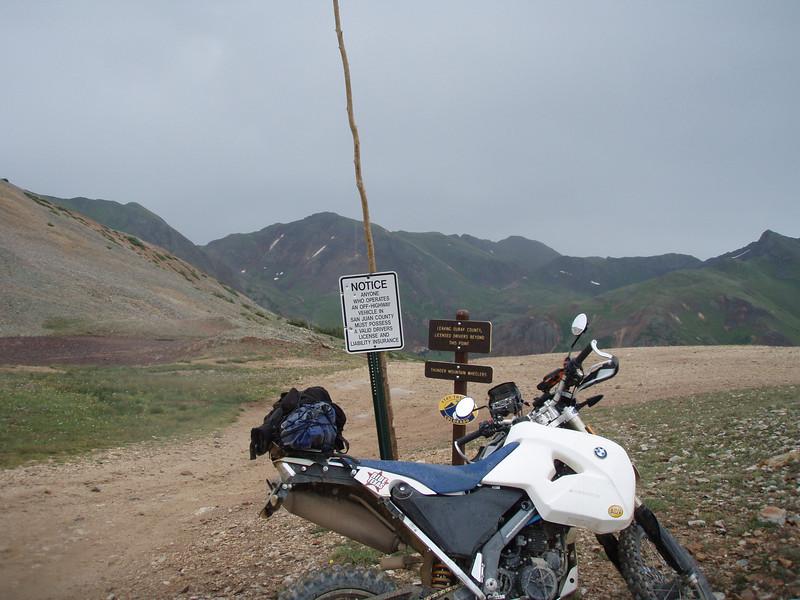 Corkscrew Pass