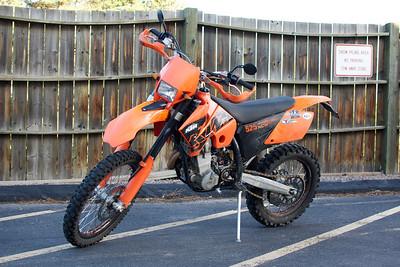 2007 525 XC-W