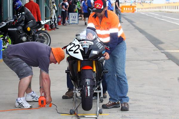6 Hour Race 22.11.09