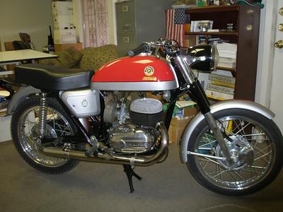 67 Bultaco Matrella