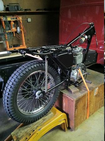 '68 Triumph 250