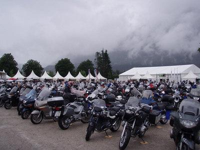 Bikermeeting Garmisch Partenkirchen
