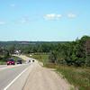 Windfarms along TransCanada 7, Ontario