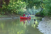 Cahaba River canoeing