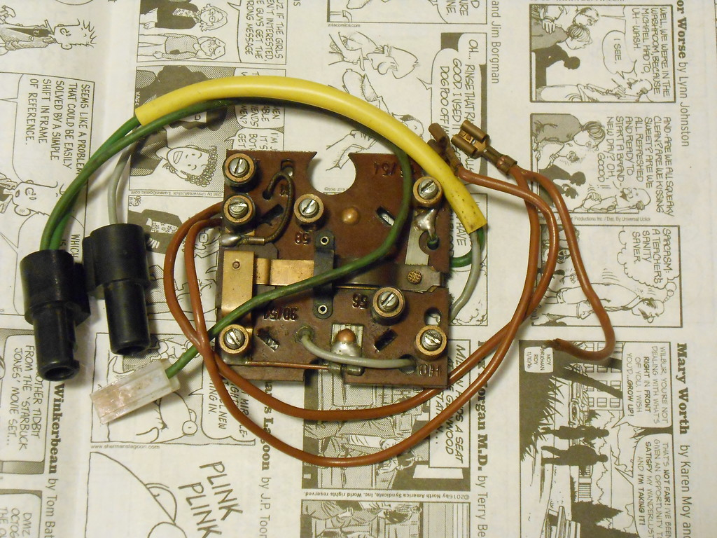 DSCN0049 XL r75 5 ignition switch mystery wire vintage bmw motorcycle owners