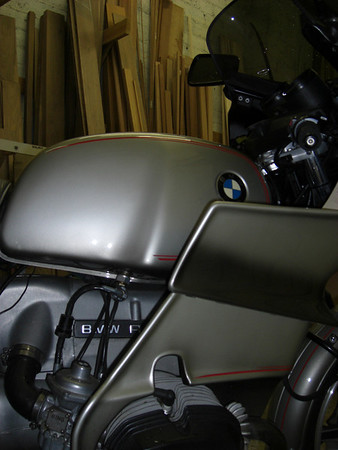 '76 BMW R90/6 RS