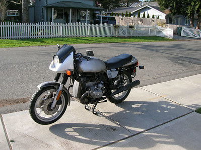 '83 R65LS