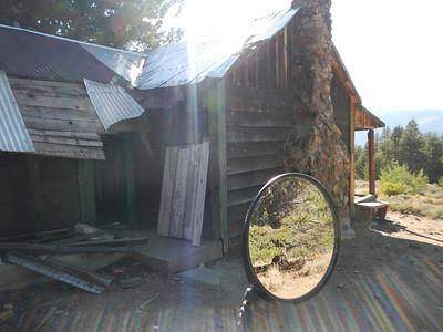 Random cabin...