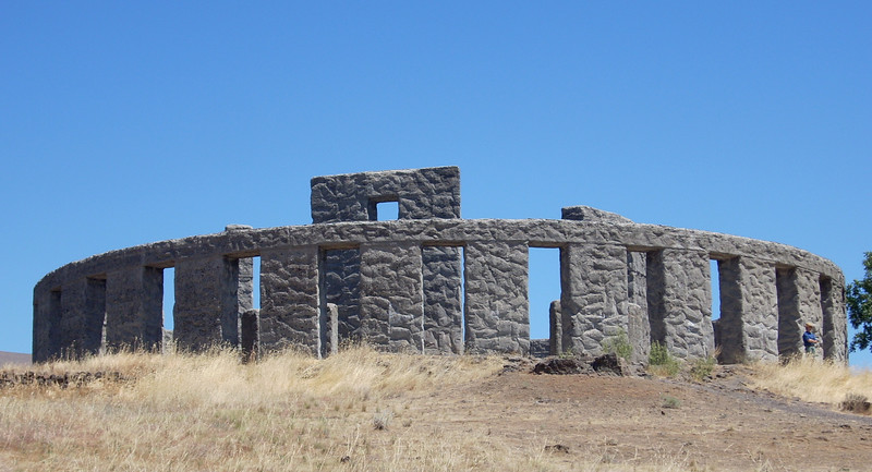 Stonehenge, Mary Hill WA