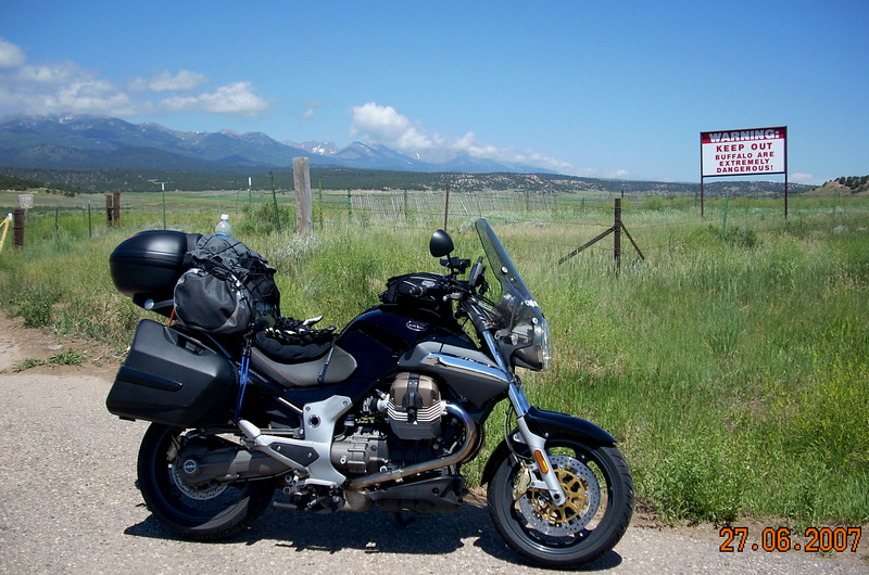 Hwy 69 in Southern Colorado