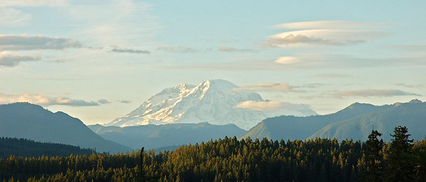 Mt Adams WA