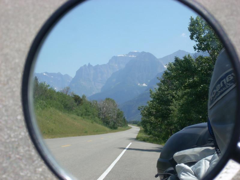 Saying goodbye to Glacier National Park