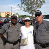 NYS Troopers met the ride in New Jersey