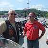 Gas stop Northern Cambria Pa.<br /> Bob, Jeff and Laurie.