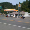 Picking up Dennis and Tod & first gas stop in Randell